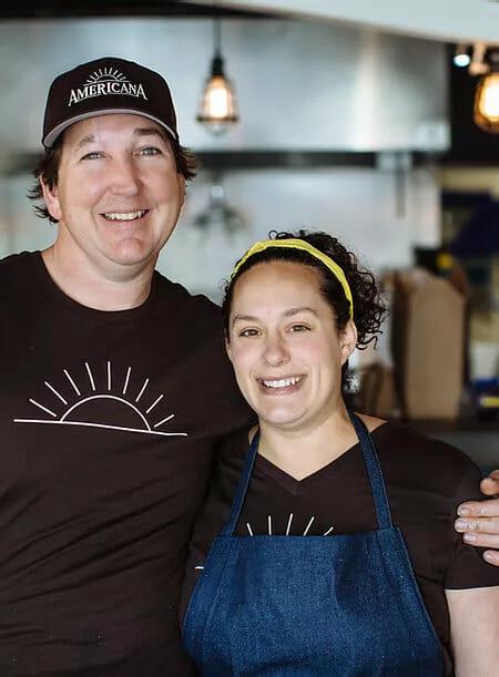 Estero Cafe - Samantha & Ryan Ramey